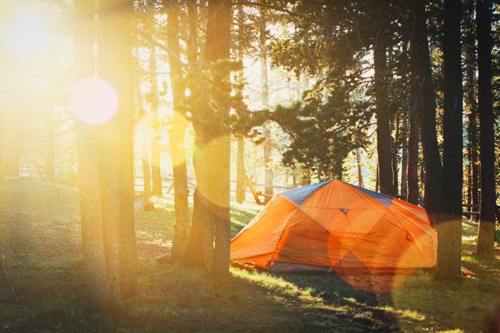 Camping Pfingsten